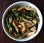 Warm Kale & White Bean Pasta